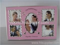 aluminum photo frame for wedding