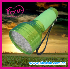 28 LEDs Hand Flashlight