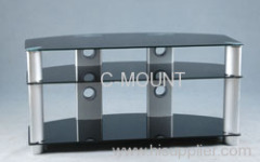Modern Glass TV Stand