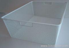 expanded mesh basket