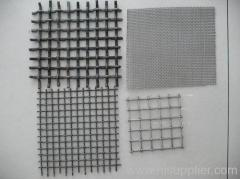 crimped wire mesh for quarry