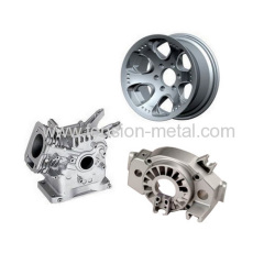 Die Casting Shell Parts
