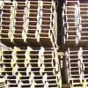 Medium-Sized Steel I-Beam