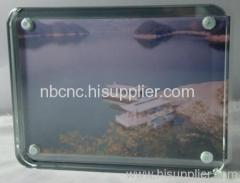high quality glass picture frame