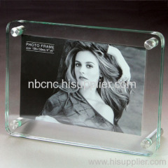 good quality glass photo frame