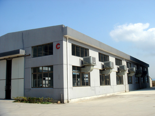 C Building is Basic Manufacture Room