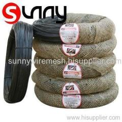 black annealed soft wire
