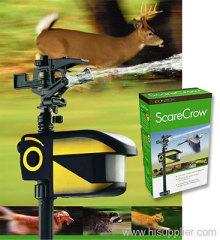 automatic outdoor animal deterrent ScareCrow