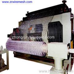 Gabion Wire Netting Machine