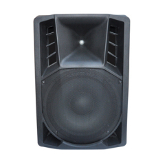 "15"" performance plastic speaker cabinet"