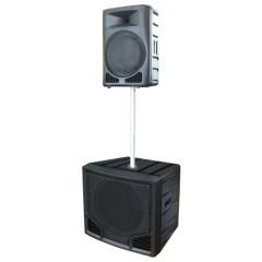 1.1 combo standing speaker cabinet