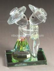 beautiful crystal lovers