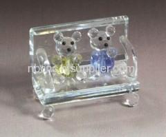cheapest crystal bear