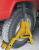 truck wheel lock, wheel clamp, wheel boot