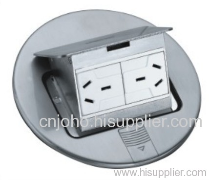 Pop Up Type Floor Socket Outlet From China Manufacturer Zhejiang