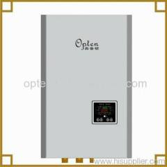 Electric heating wall hung boilers