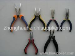 hair extension plier hair pulling needle