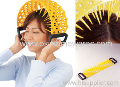 massager head comb