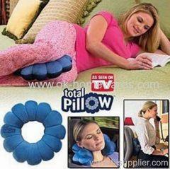 Flexible Versatile Total Pillow