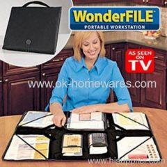 Wonder File Bag