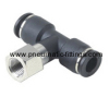 Female Branch Tee tubing connectors Bell prestolock fitting pneumatic fitting supplier from china