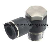 Male Banjo pneumatic fitting from china Bell prestolock fittings supplier from china