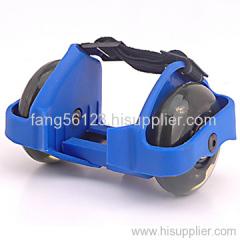 flashing roller skate