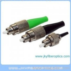 FC/APC SM Fiber Optical Simplex Connector