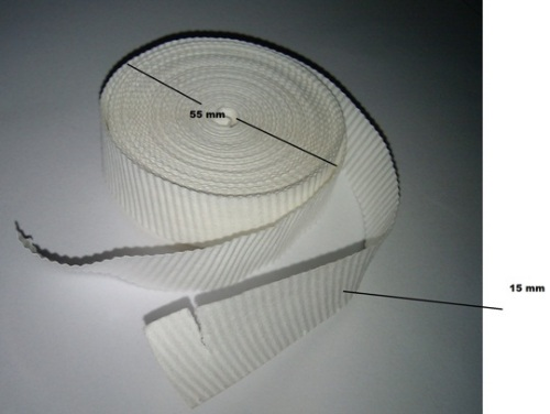 Filter Humidifing paper
