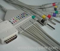 6511 EKG cable