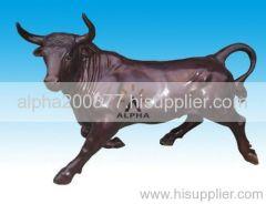 braonze arts cast bull