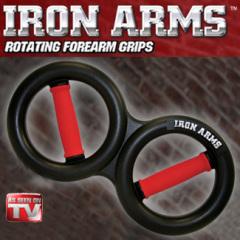 iron arms