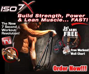 ISO7X Ultimate Total Body Workout from China manufacturer