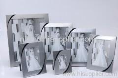 Modern 7 inch metal Photo frame