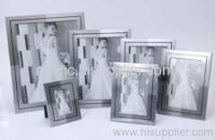 square aluminum picture frame