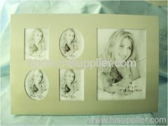 modern aluminum picture frame