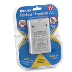 Rodent Repelling Aid