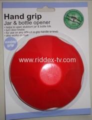 Hand Grip Jar And Bottle Opener