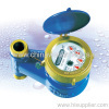 15mm Multi-Jet Rotary Vane Wheel Vertical Type Cold Water Meter