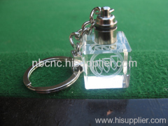 crystal keychains with buick logo