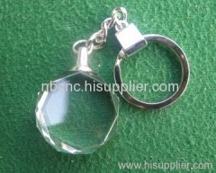 high quality crystal keychains