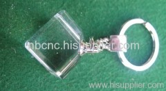 tasteful crystal keychains
