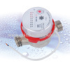 single-jet dry-dial type hot water meter