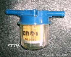 fuel filter fuel pump