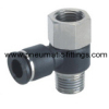 Female Banjo push in fittings Bell prestolock fitting pneumatic fitting supplier from china
