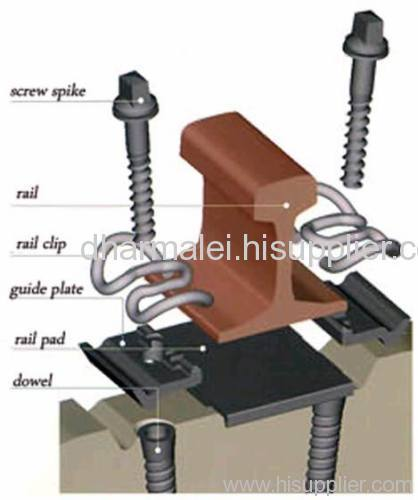Rail Fasteners Products China Products Exhibition