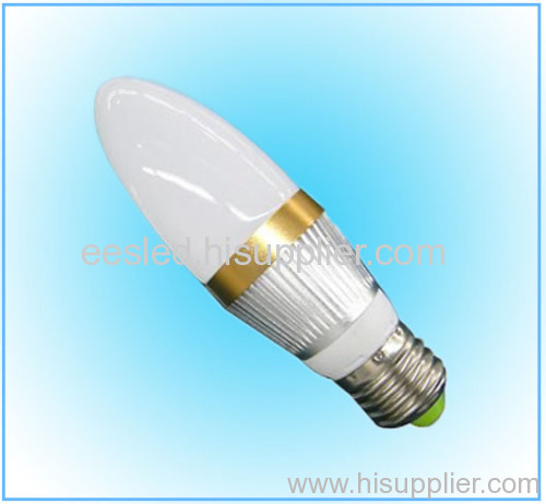 3w high power led candle light