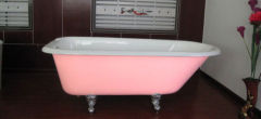 COLOR SINGLE SLIPPER BATH