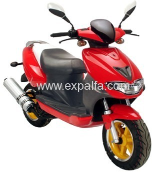 50cc Gas Moped Scooter