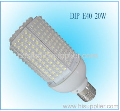 E40 DIP 20w led warehosue light